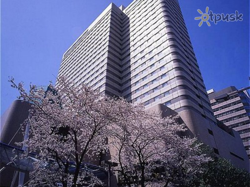 Отель Crown Plaza Metropolitan Tokyo 3* Токио Япония