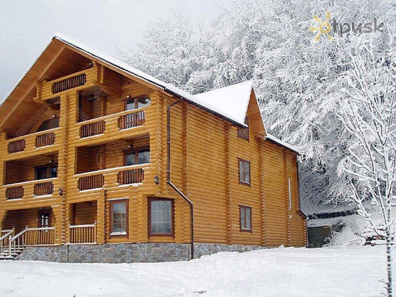 Отель Казка Карпат 1* Пилипец Украина - Карпаты