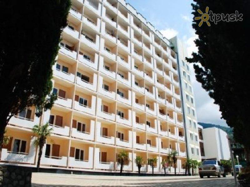 Отель Багрипш 4* Гагра Абхазия