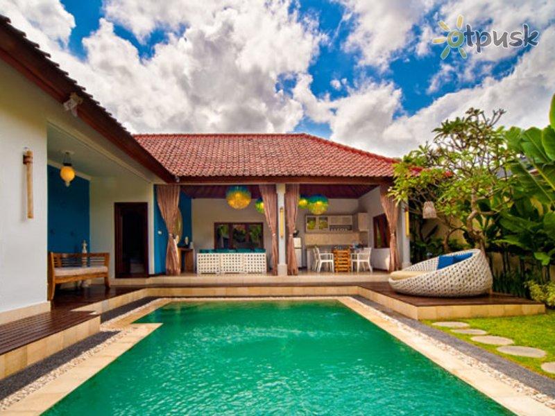 Отель 4S villas 4* Семиньяк (о. Бали) Индонезия