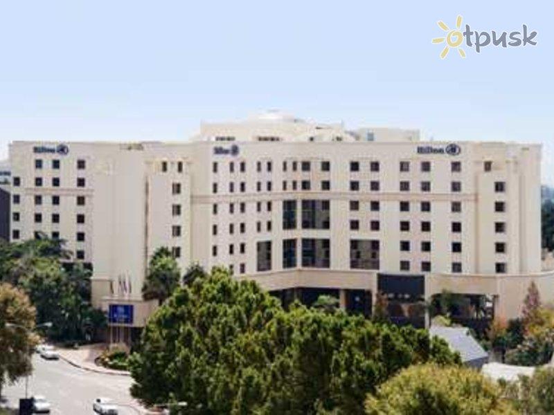 Отель Hilton Sandton 5* Йоханнесбург ЮАР