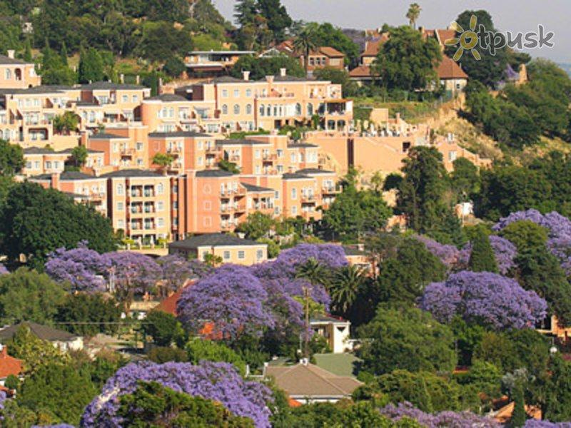 Отель The Westcliff 5* Йоханнесбург ЮАР