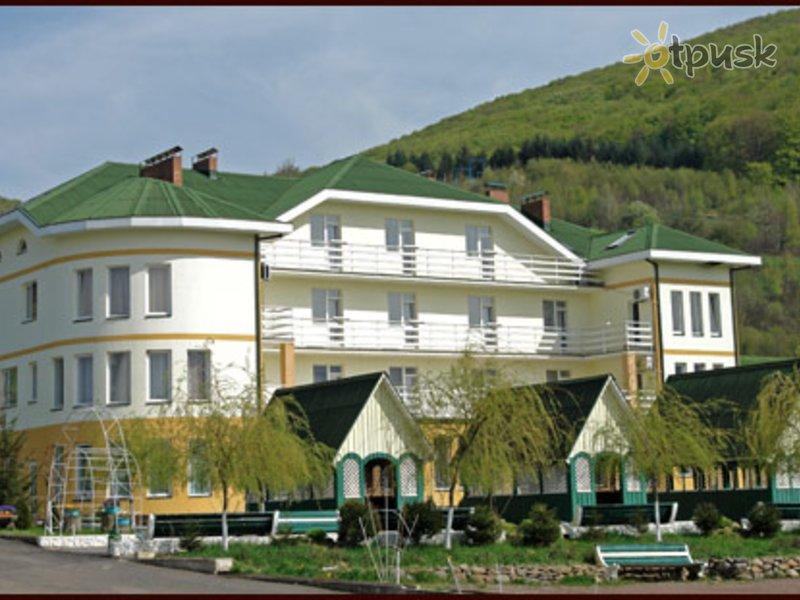 Отель Континент 3* Поляна Украина - Карпаты