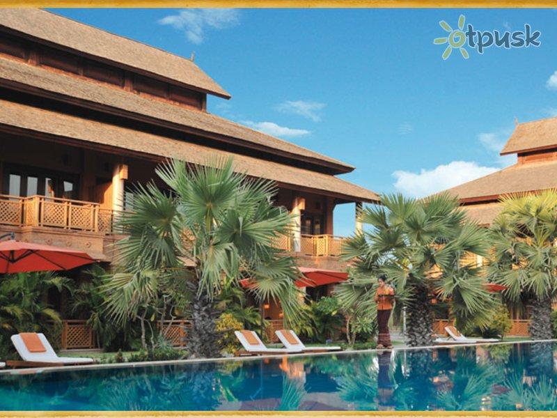Отель Aureum Palace Hotel & Resort 5* Баган Мьянма