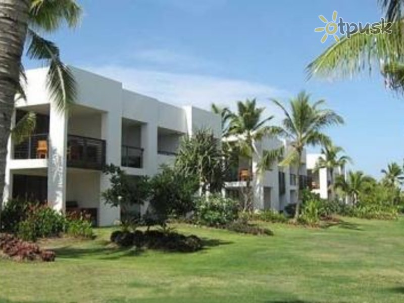 Отель Fiji Beach Resort & Spa Managed By Hilton 5* Нади Денарау Фиджи
