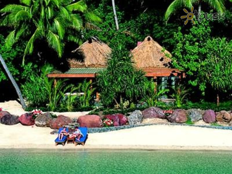 Отель Turtle Island Resort 5* Острова Ясава Фиджи