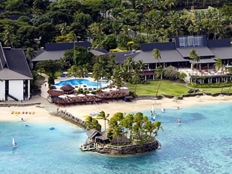 Отель Warwick Fiji Resort & Spa 4* Коралловое побережье Фиджи