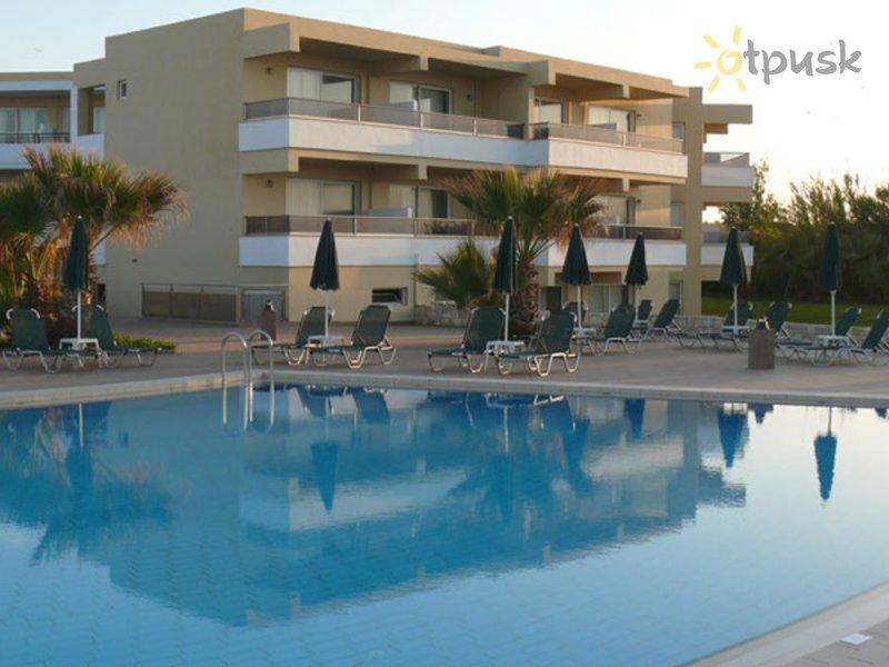 Отель Apladas Beach 4* о. Крит – Ханья Греция