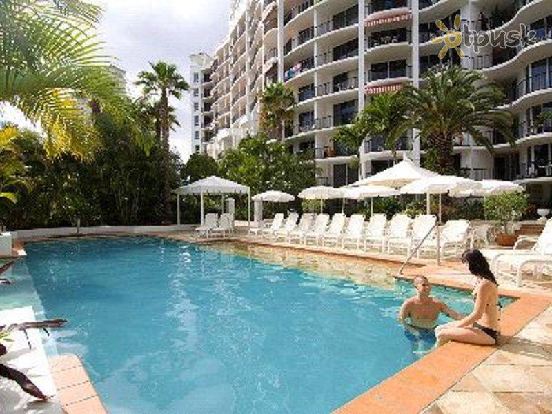 Отель Marrakesh Apartments Surfers Paradise 4* Золотой Берег Австралия