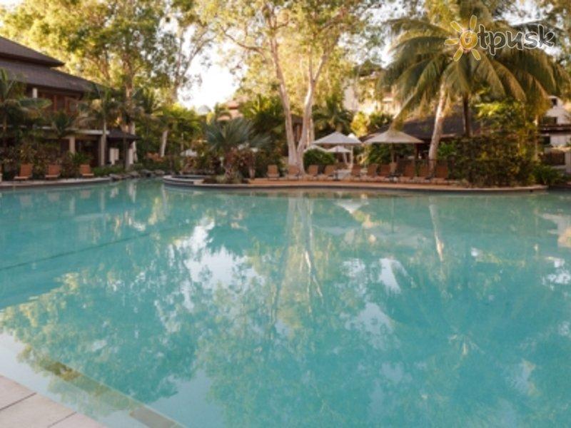 Отель Sea Temple Resort & Spa Palm Cove 5* Большой барьерный риф Австралия