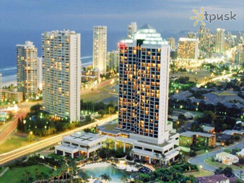 Отель Surfers Paradise Marriott Resort & Spa 5* Золотой Берег Австралия