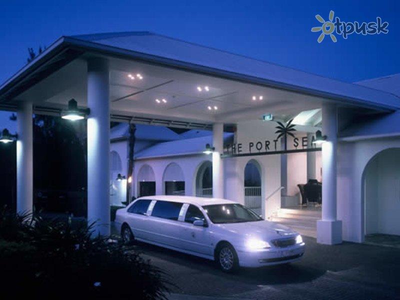 Отель Mantra PortSea Resort 3* Большой барьерный риф Австралия