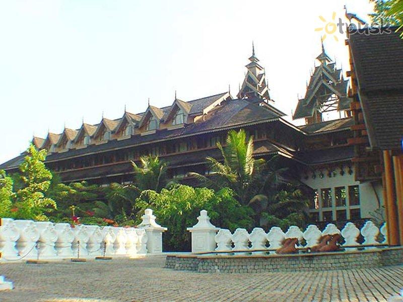 Отель Kandawgyi Palace Hotel 4* Янгон Мьянма