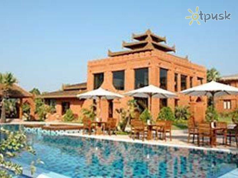 Отель Myanmar Treasure Resort Bagan 4* Баган Мьянма