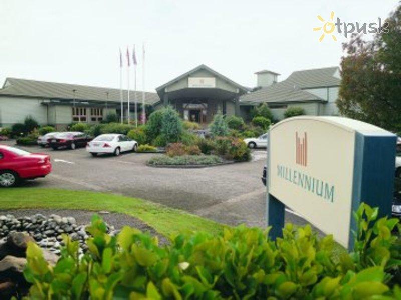 Отель Millennium Hotel Rotorua 4* Роторуа Новая Зеландия