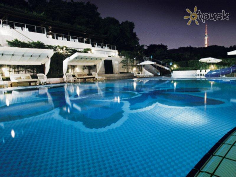 Отель The Shilla Seoul 5* Сеул Южная Корея