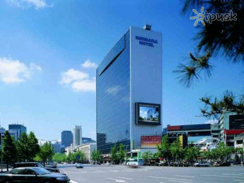 Отель Koreana Hotel 4* Сеул Южная Корея
