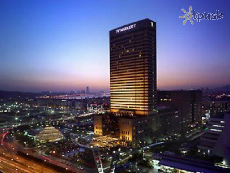 Отель JW Marriott Hotel Seoul 5* Сеул Южная Корея