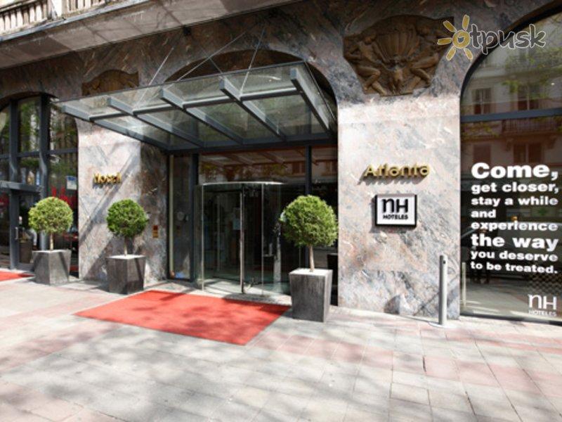 Отель NH Atlanta 4* Брюссель Бельгия