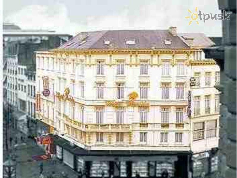 Отель Leonardo 3* Антверпен Бельгия