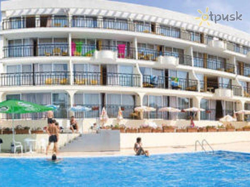 Отель Сердика 4* Солнечный берег Болгария