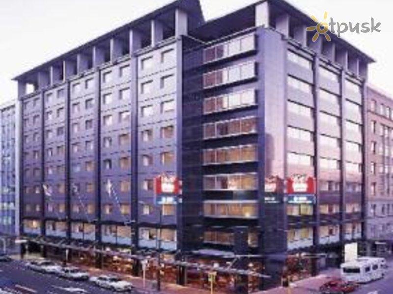 Отель Ibis Wellington 3* Веллингтон Новая Зеландия