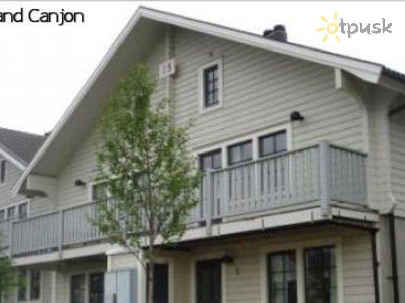 Отель Alpen and Canjon 3* Оре Швеция