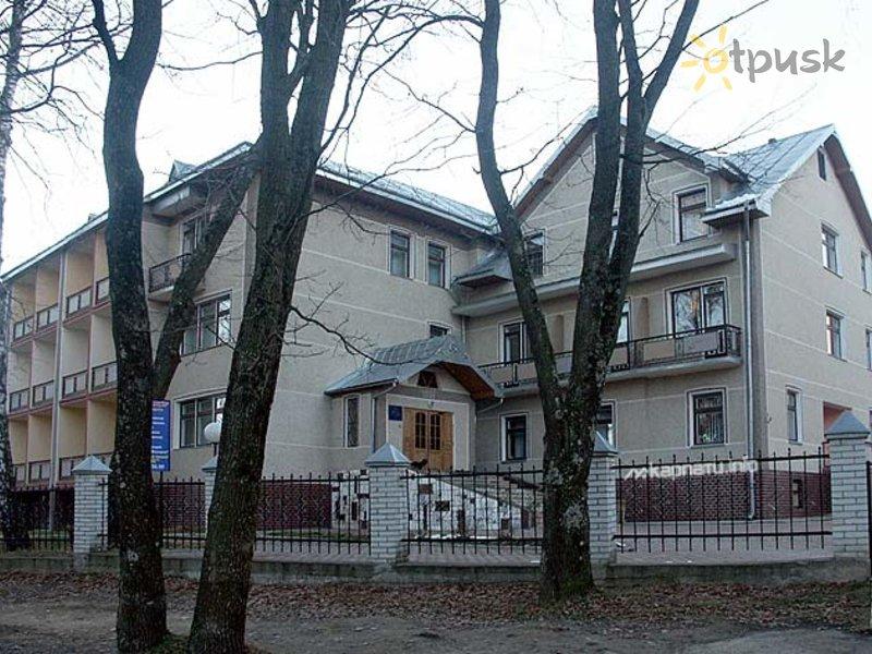 Отель Зорецвит 2* Моршин Украина