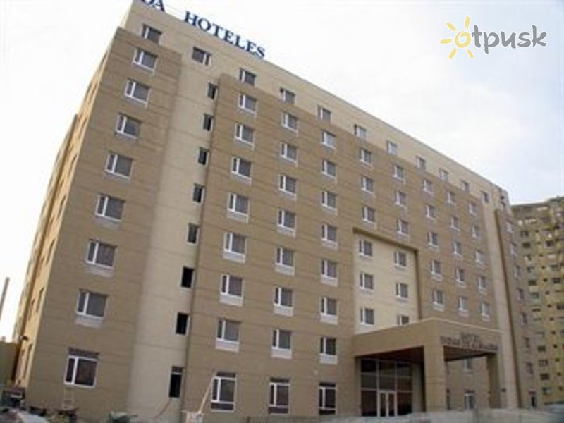 Отель Diego de Almagro 4* Арика Чили