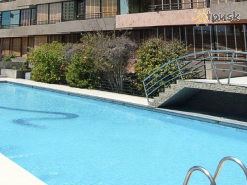 Отель Terrado Club 3* Икике Чили