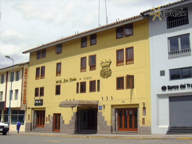 Отель Don Carlos 3* Куско Перу