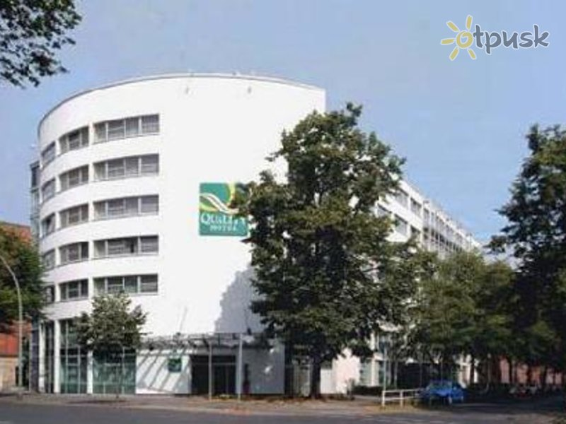 Отель Quality Hotel Berlin Tegel 3* Берлин Германия