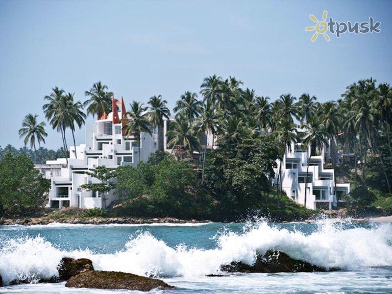 Отель Tangalla Bay by Jetwing 3* Тангалле Шри-Ланка