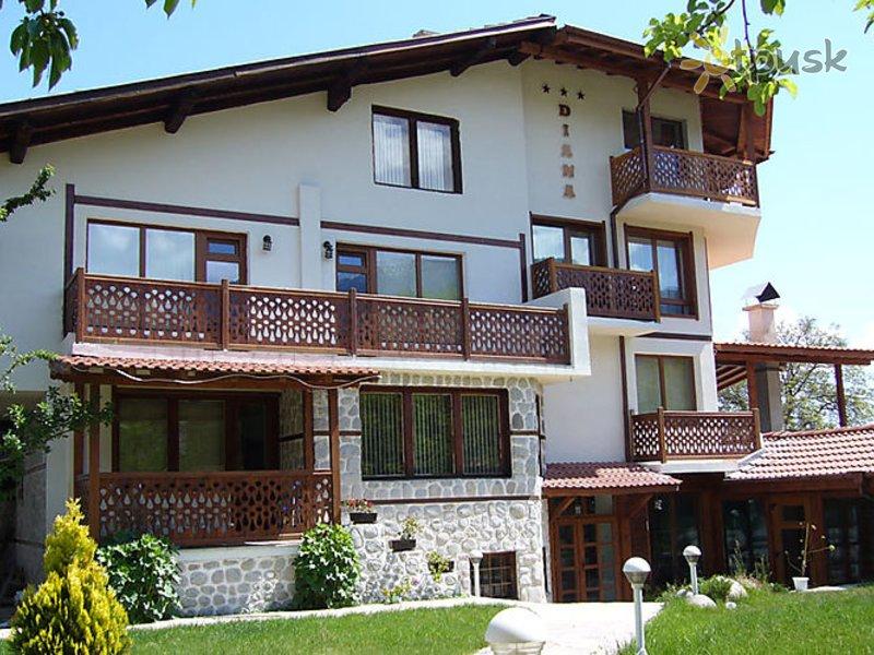 Отель Diana 2* Банско Болгария