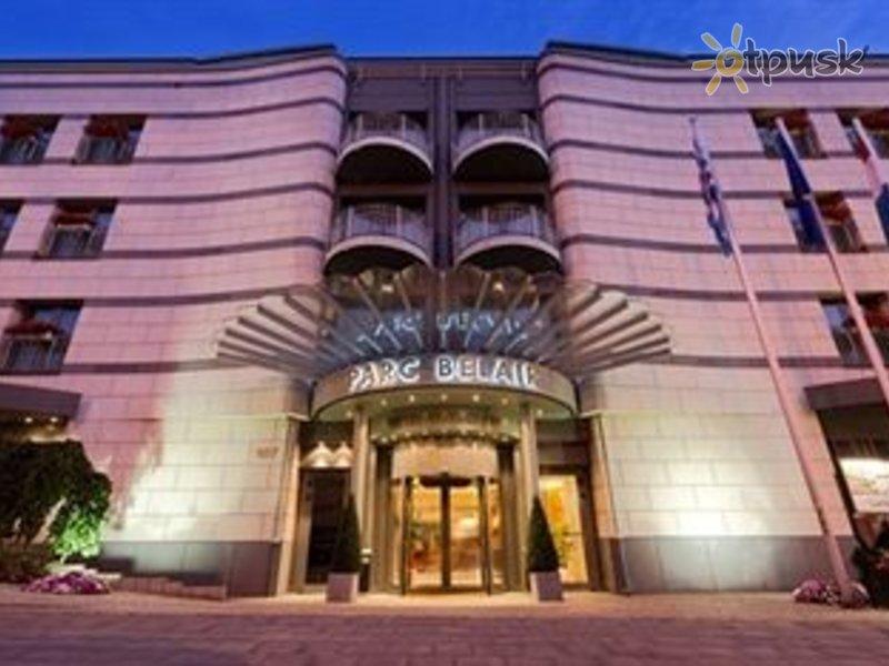 Отель Parc Belair 4* Люксембург Люксембург
