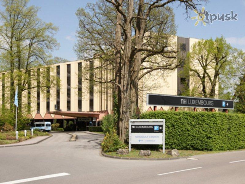 Отель NH Luxembourg 4* Люксембург Люксембург