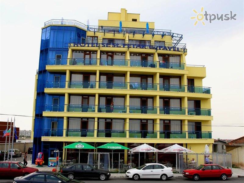 Отель Св. Петр и Павел 3* Поморие Болгария