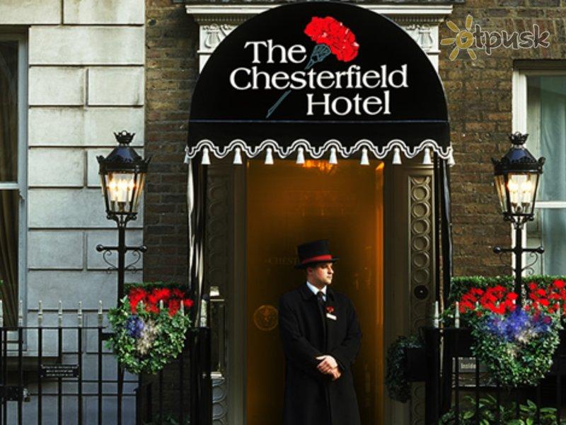 Отель Chesterfield Mayfair 4* Лондон Великобритания