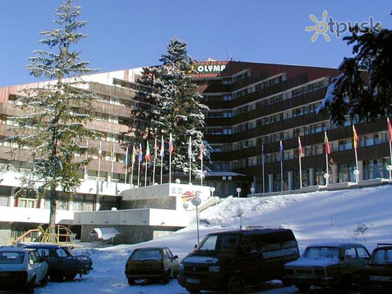 Отель Олимп 3* Боровец Болгария