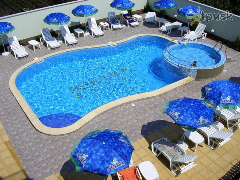 Отель Mirana Family Hotel 3* Бургас Болгария
