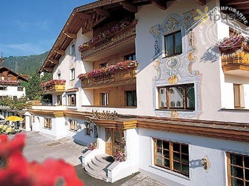 Отель Garni Gletscherblick 3* Ишгль Австрия