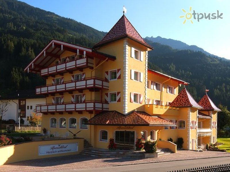 Отель Garni Alpenschlossl 3* Майрхофен Австрия
