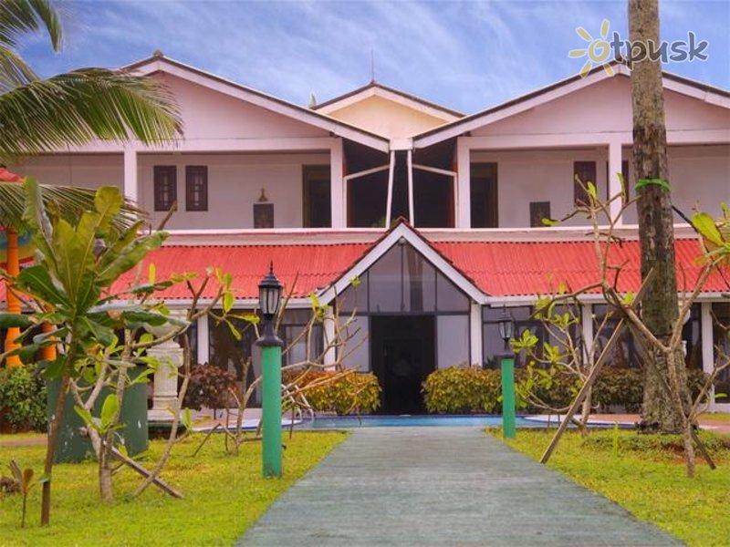 Отель Life Ayurveda Resort 3* Ваддува Шри-Ланка