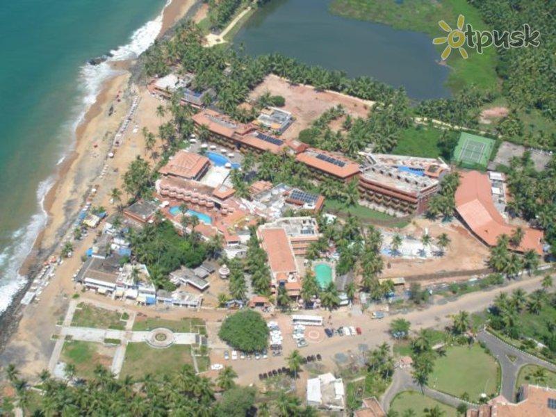 Отель Uday Samudra Leisure Beach Hotel & Spa 5* Керала Индия