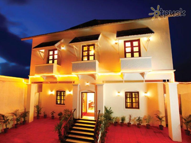 Отель Fort Castle 3* Керала Индия