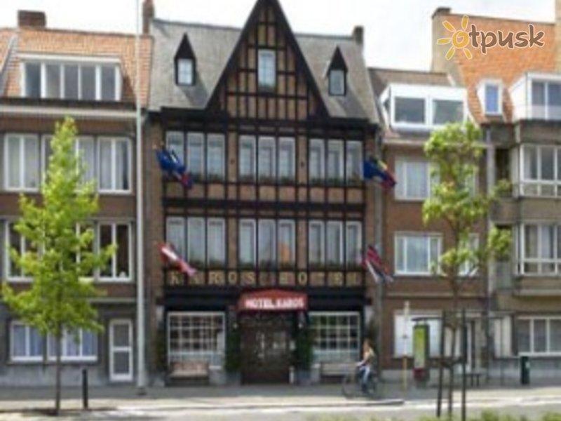 Отель Floris Hotel Bruges 3* Брюгге Бельгия