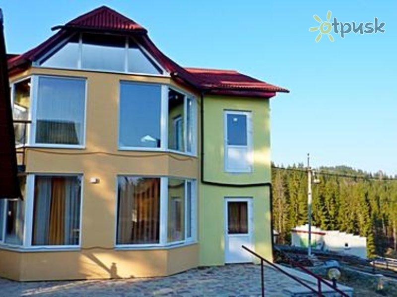 Отель Постоялый Двор 3* Яблуница Украина - Карпаты