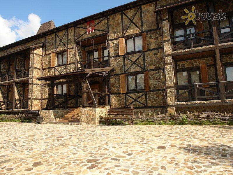 Отель Черный Замок 4* Ивано-Франковск Украина