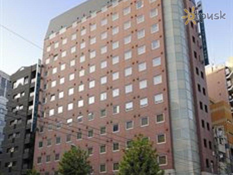 Отель Villa Fontaine Kayabacho 3* Токио Япония