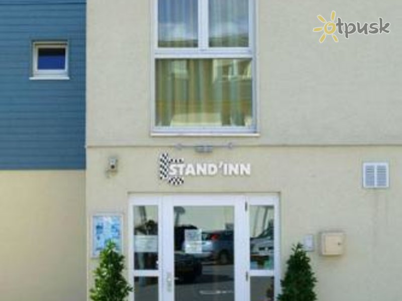 Отель Hotel-Restaurant Stand'Inn 3* Люксембург Люксембург